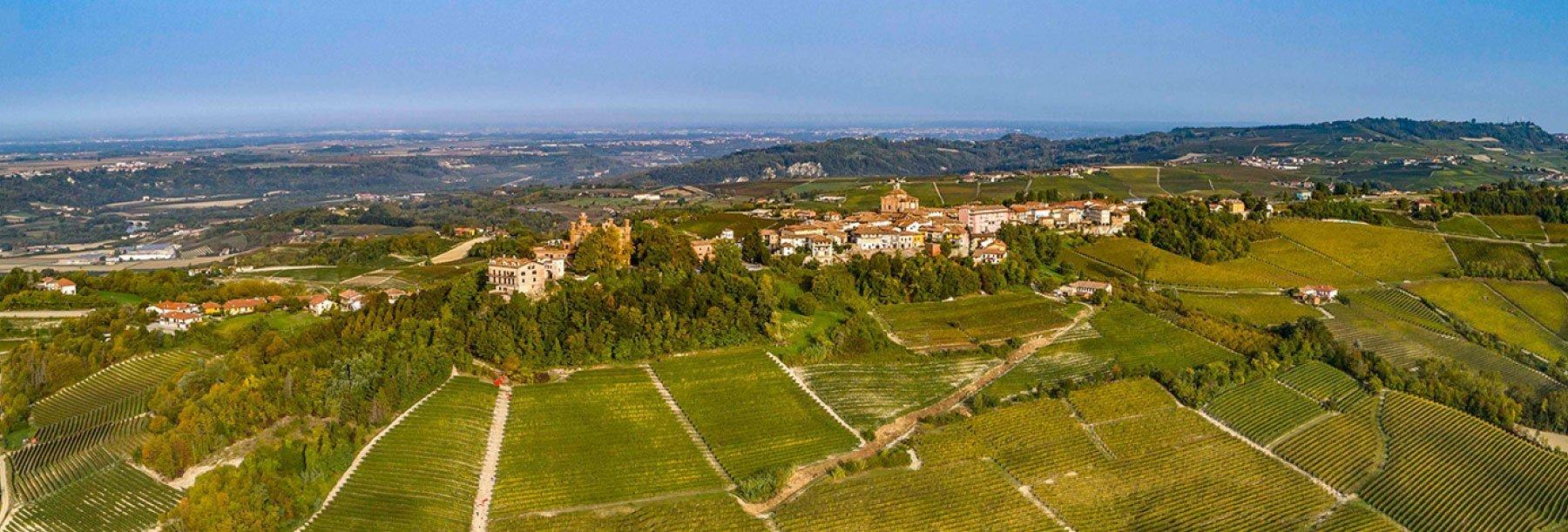 Le Ginestre - Cantina e vendita vini a Grinzane Cavour